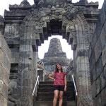 Borbodur temple