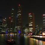 The modern Singapore