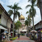Mosque on Arab Street