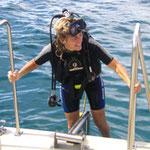 voyages pour solos, partirseul.com, plongée en Martinique