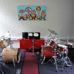Lokaal 4, drumlokaal