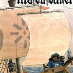 Piratentöchter - Plakatillustration