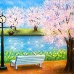 春色に輝く時間