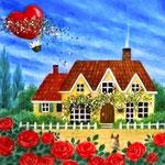 赤い薔薇が咲く頃に
