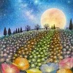 光の花と祈り