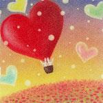 風船うさぎ 空の旅