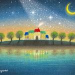 星降る夜のレストラン