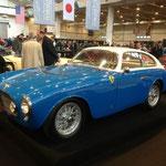 Und ein extrem seltener Ferrari, der sicherlich einen siebenstelligen Preis erbringen dürfte ...