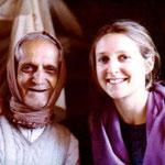 Susan with Bal Natu
