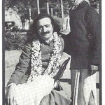 Meher Baba & Mohammed at Mast Ashram in Bangalore 1940 ; Glow - May 2003 p.21