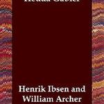 Hedda Gabler book cover