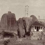 Isurumuniya Rock Temple Anuradhapura c_1909