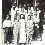 The Cannes group, September 1937