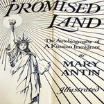 Mary Antin's poster advert for her book