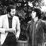 Ronnie with Pete Townsend