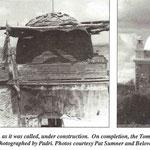 Tomb construction