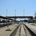 Former Platform (Looking North)
