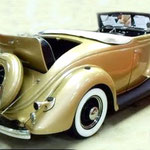 1935 Ford Auburn Deluxe Convertable with rumble seat