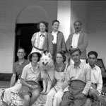MSI Collection ; India - Adi is seated on the far right