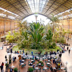 Madrid's Estación de Atocha