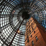 Shot Tower inside Melbourne Central