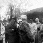 1932, Havan, Nth.India ; Kitty is on the far left.