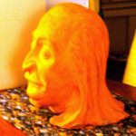 Bust of Meher  Baba