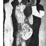 Quatre Personnages, 1966 : Photo courtesy of Maximilian Koskull