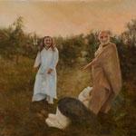 Meher Baba and Upasni Maharaj