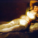 """The clothed Maja"" by Francisco de Goya"