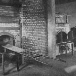 Ravensbruck Camp ovens