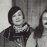 Mid 1930s ; Norina & Meher Baba in India