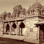 Hindu Temple- Colombo 1880