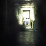 Inside the Kailasha Temple ; photo by Anthony Zois