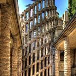 San Francesco di Assisi. La Scarzuola, Umbria, Italy