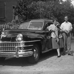 MSI Collection ; 1952 Irene with William Donkin