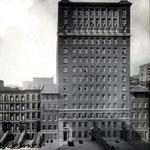 LA SALLE HOTEL BUILDING