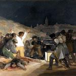 """""""El Tres de Mayo"""", by Francisco de Goya"""