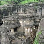 Kailasha Temple : Cave 16