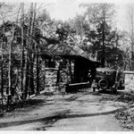 The entrance to Meherashram -1931