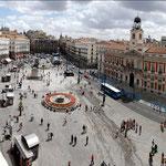 Puerta del Sol - present