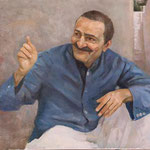 Meher Baba at the Meher Spiritual Center