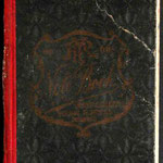 1932 Diary - cover