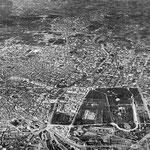 Madrid aerial