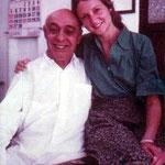 Susan with Pendu