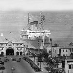 San Diago Port