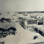 Colombo harbour early 1900s