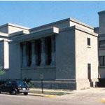 Buffalo Unity Society building - exterior