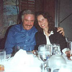 Max and his wife Barbara