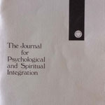 JOURNAL FOR PSYCHOLOGICAL ( Co-authored )